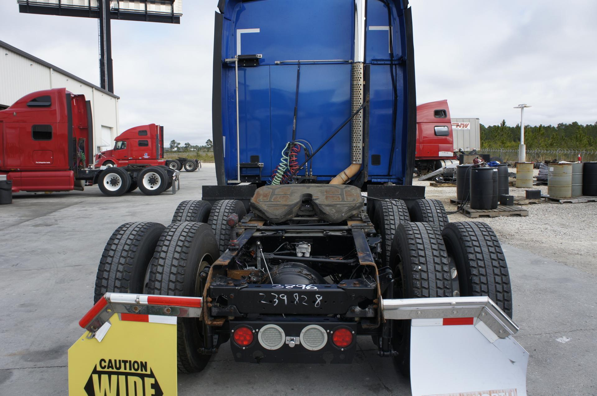 Used 2009 Kenworth T2000 for sale-59051179