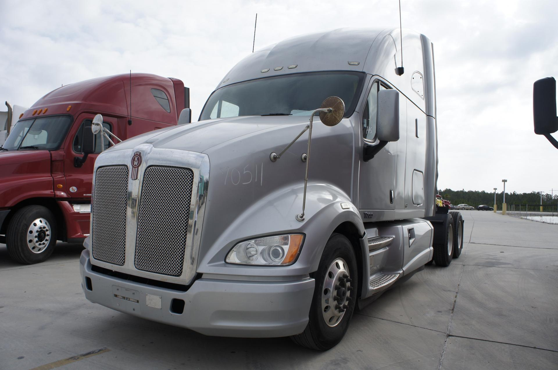 Used 2012 Kenworth T700 for sale-59234785