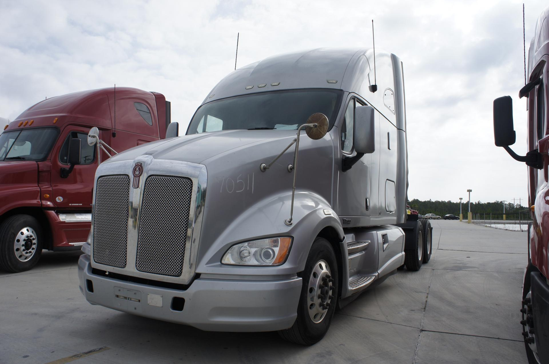Used 2012 Kenworth T700 for sale-59198857