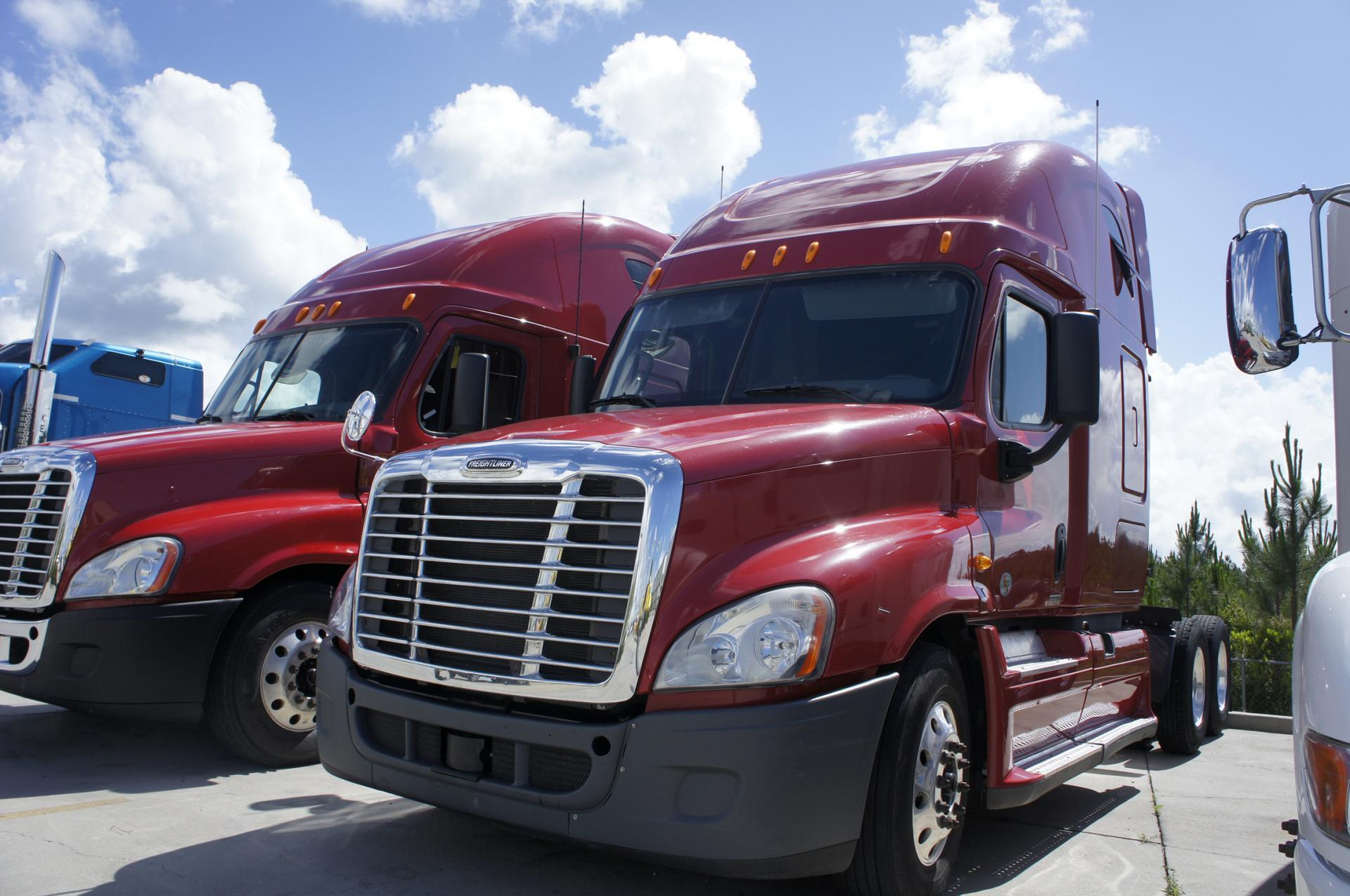 Used 2012 Freightliner Cascadia for sale-59110307