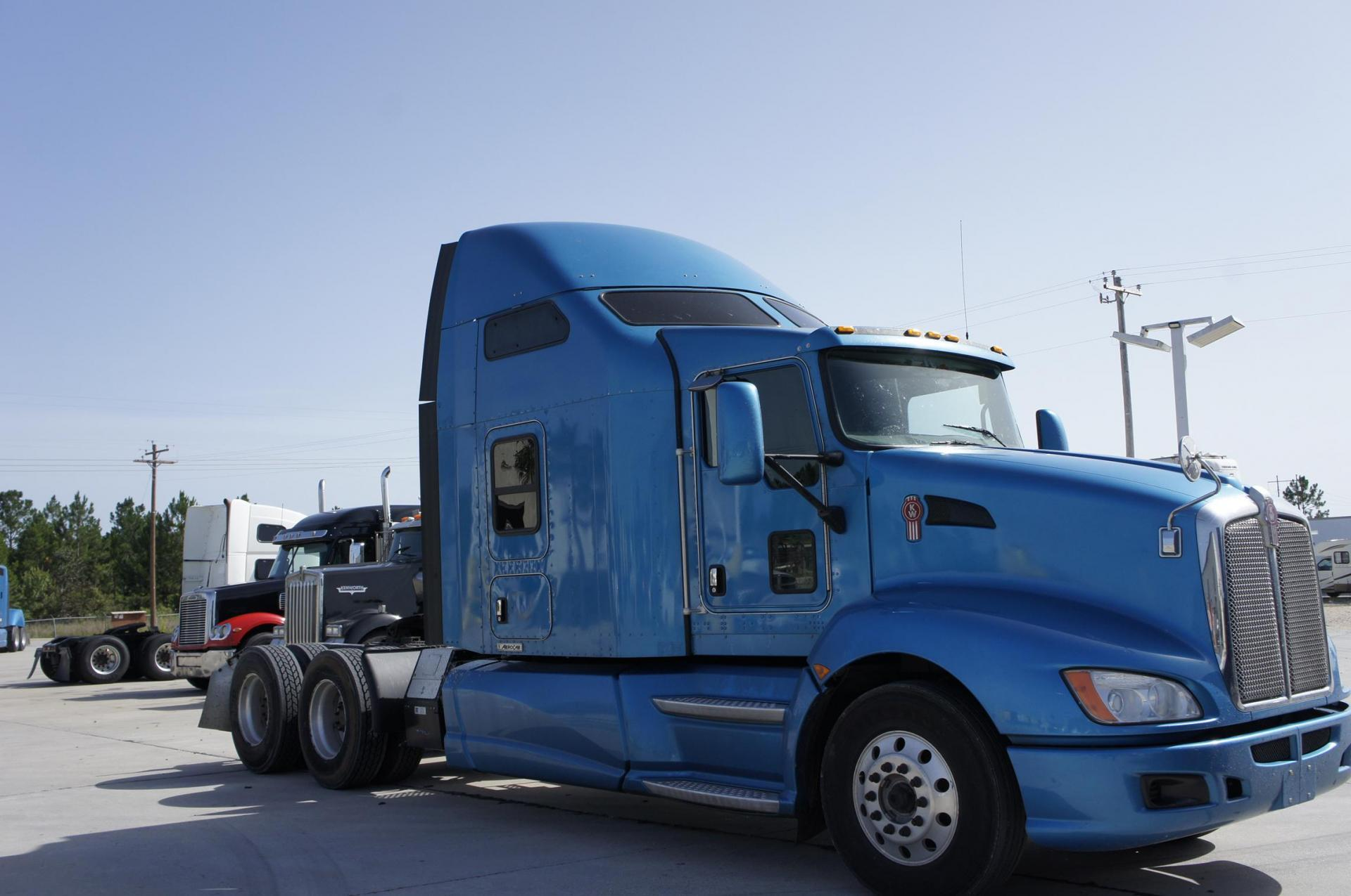 Used 2012 Kenworth T660 for sale-59093953