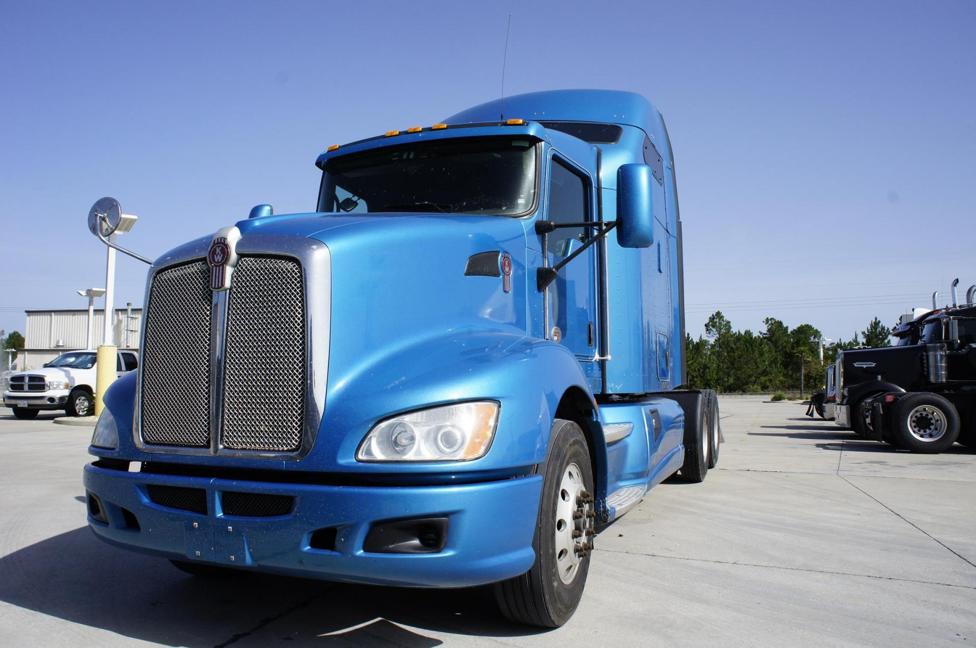 Used 2012 Kenworth T660 for sale-59087128