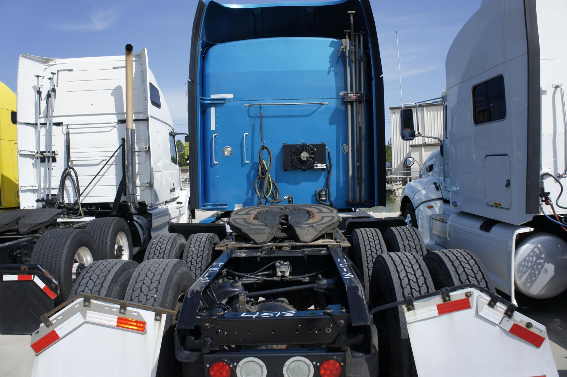 Used 2012 Kenworth T660 for sale-59087125