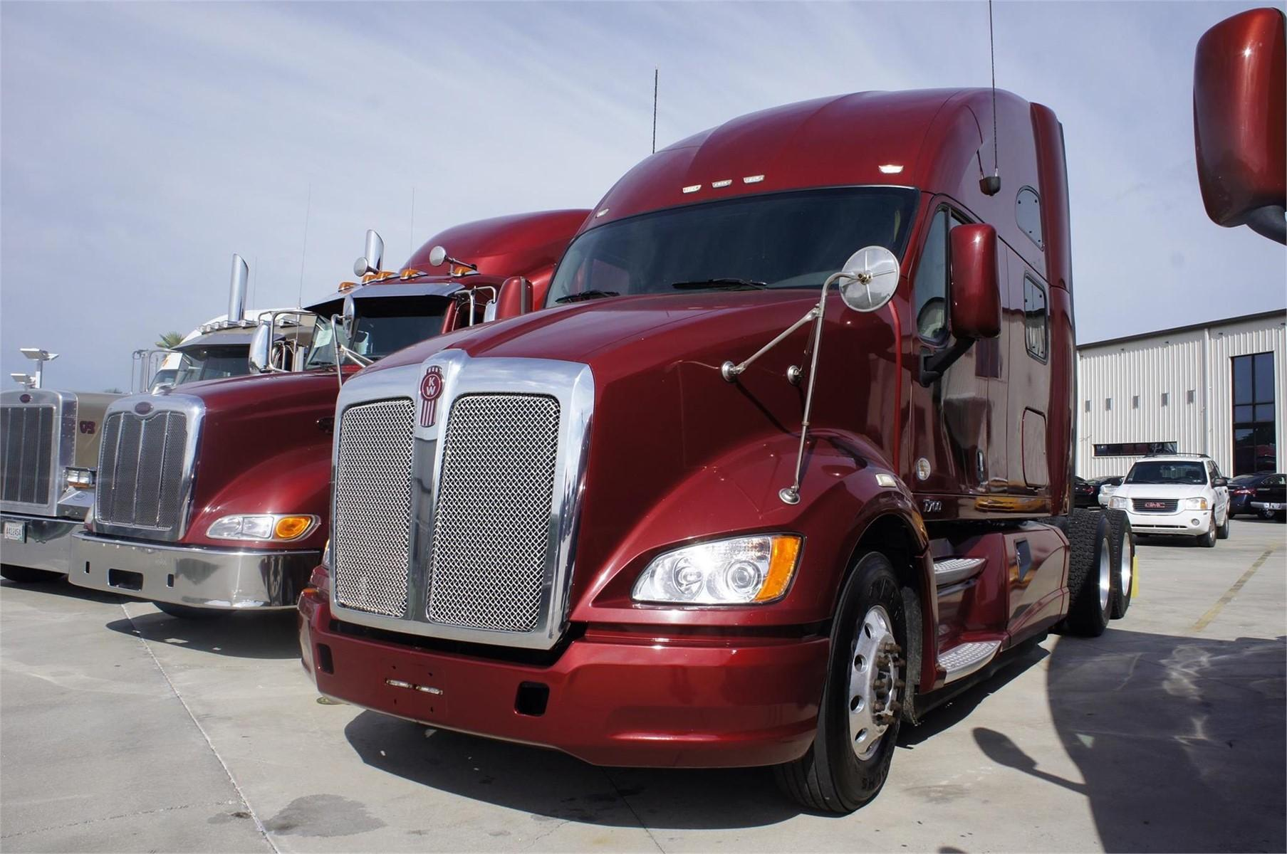 Used 2012 Kenworth T700 for sale-59213504