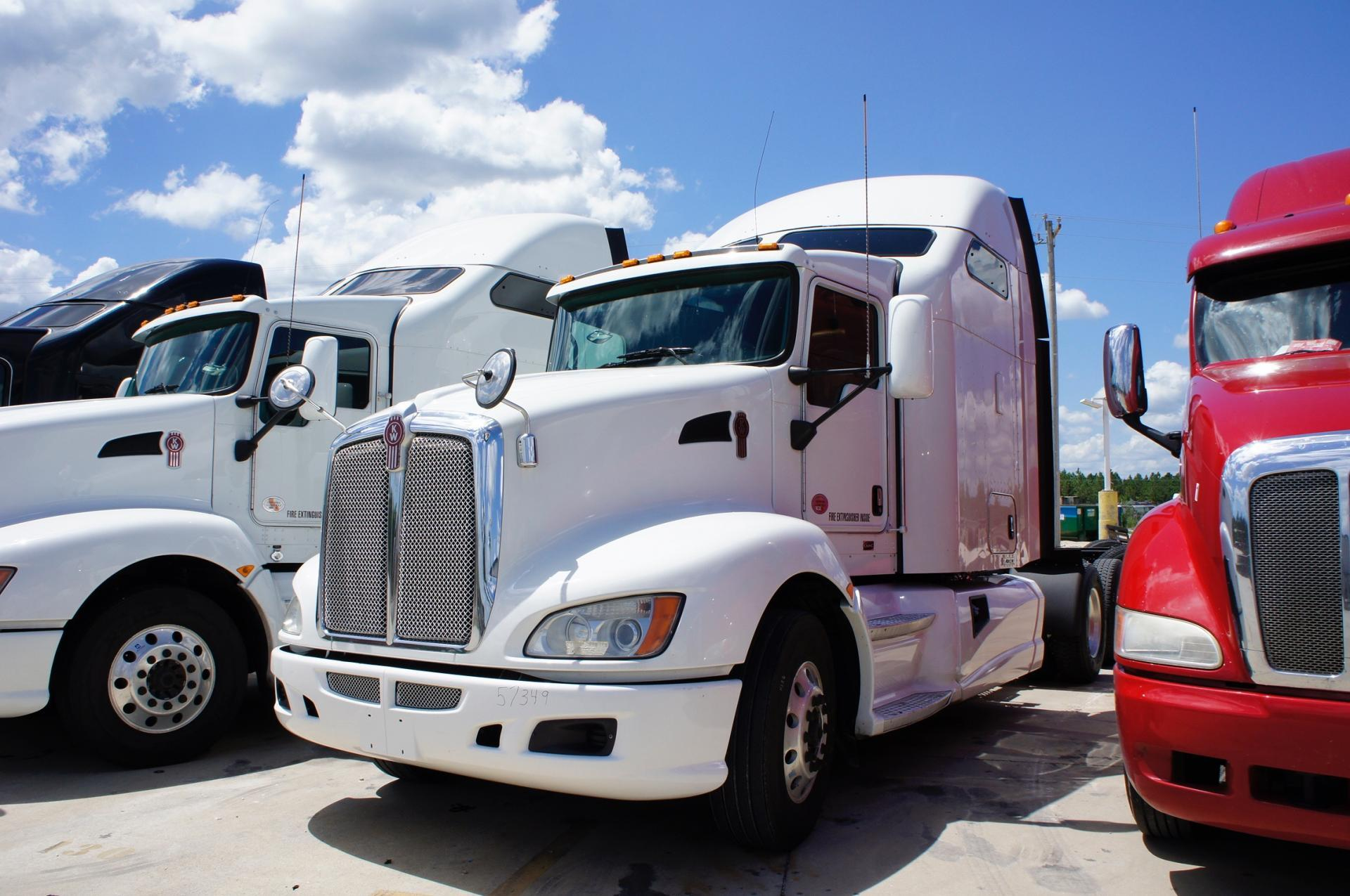 Used 2013 Kenworth T660 for sale-59254863