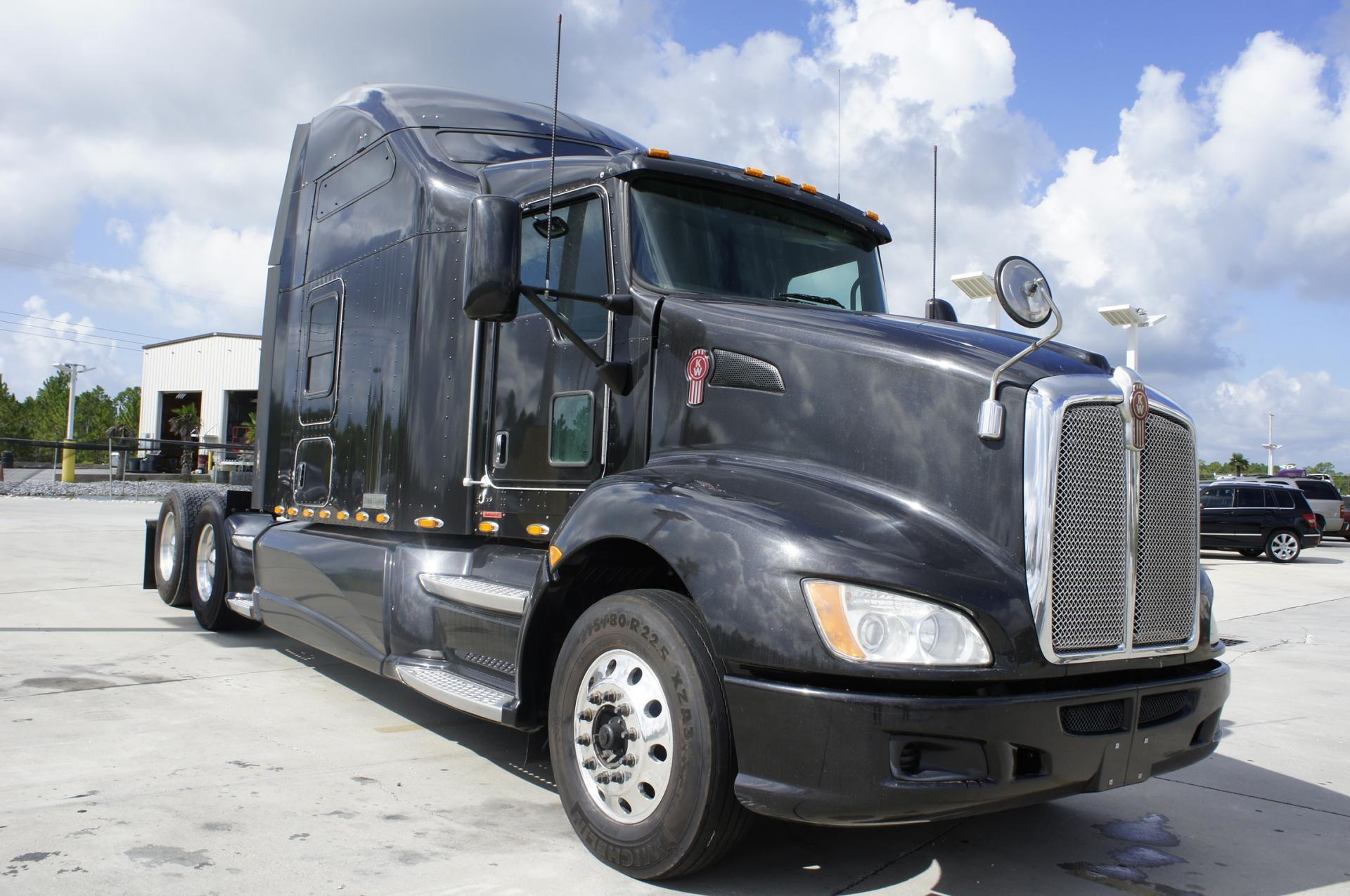 Used 2012 Kenworth T660 for sale-59034397