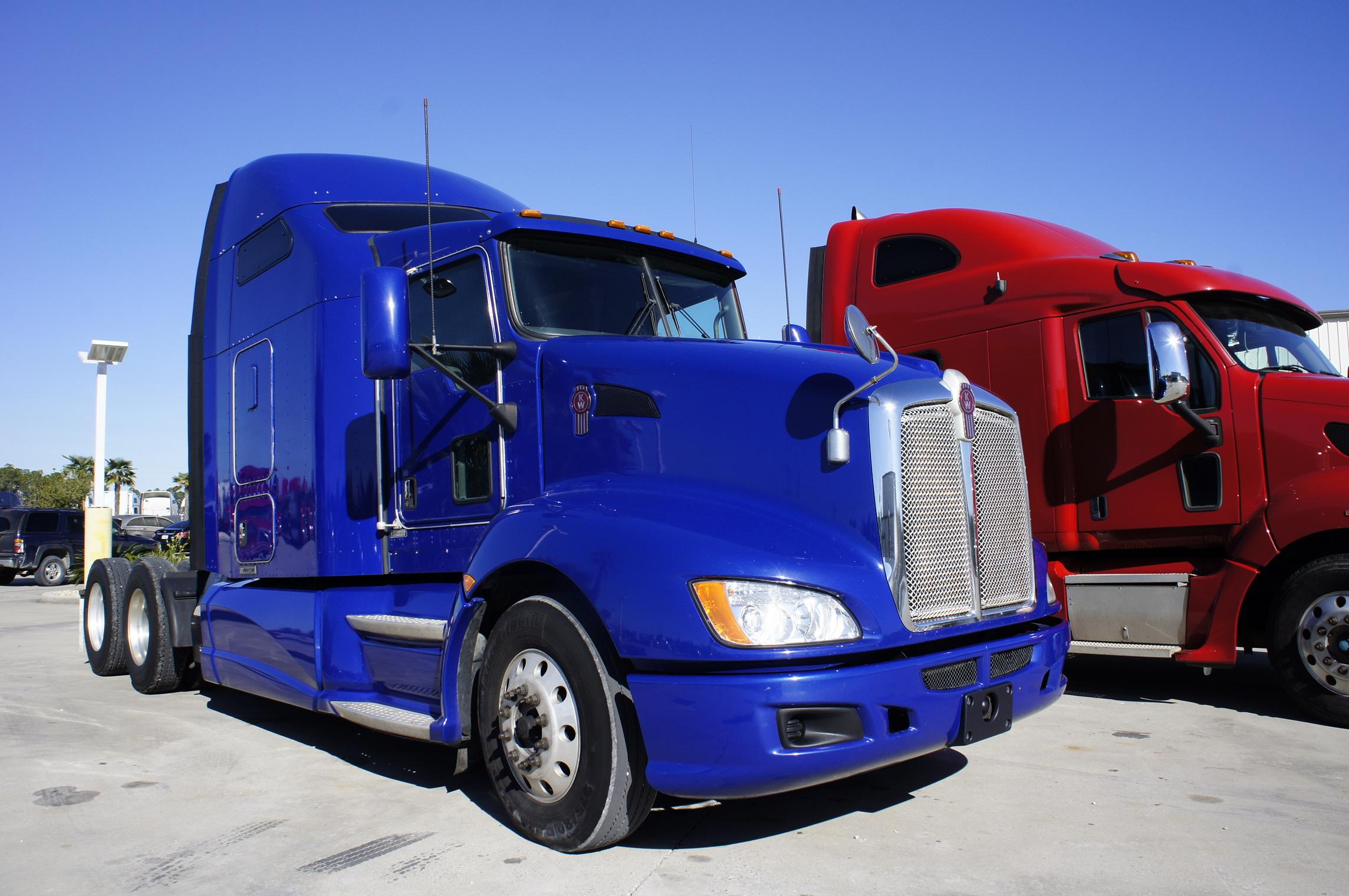 Used 2012 Kenworth T660 for sale-59023097