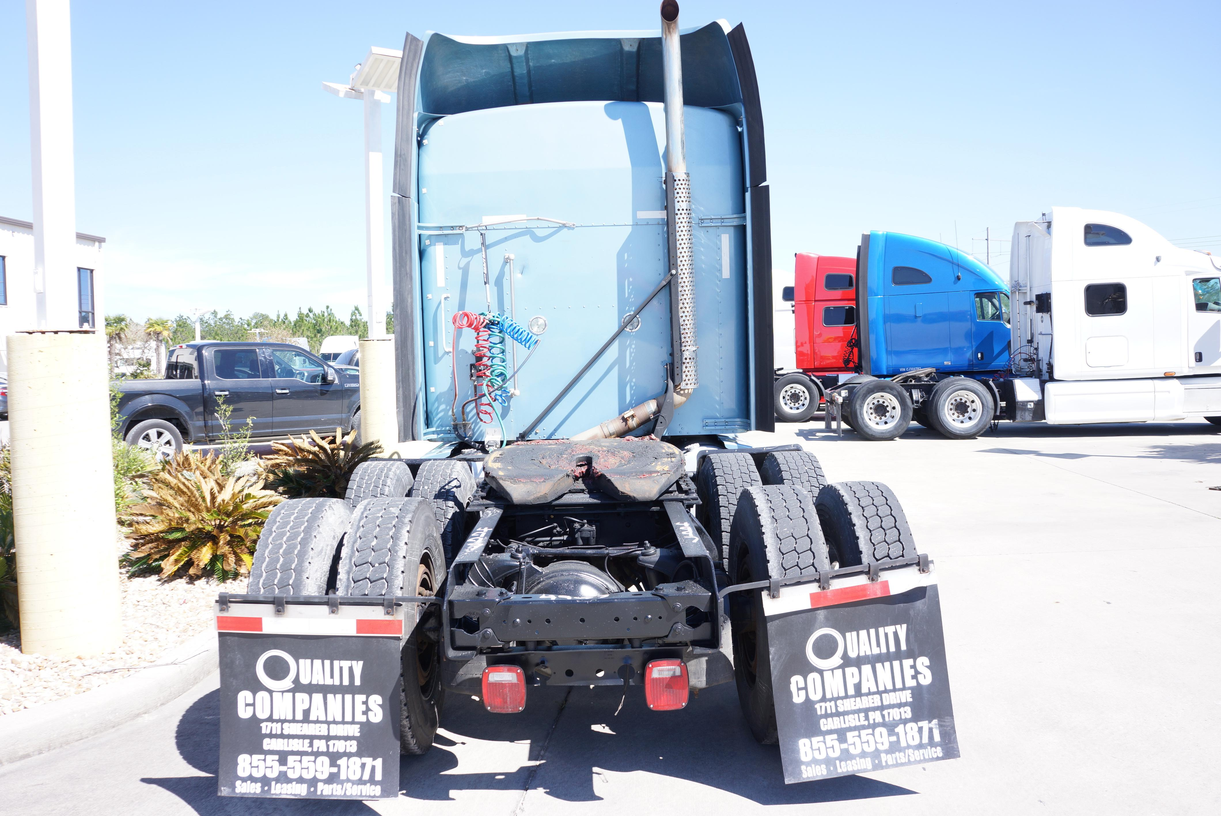 Used 2012 Kenworth T660 for sale-59034424