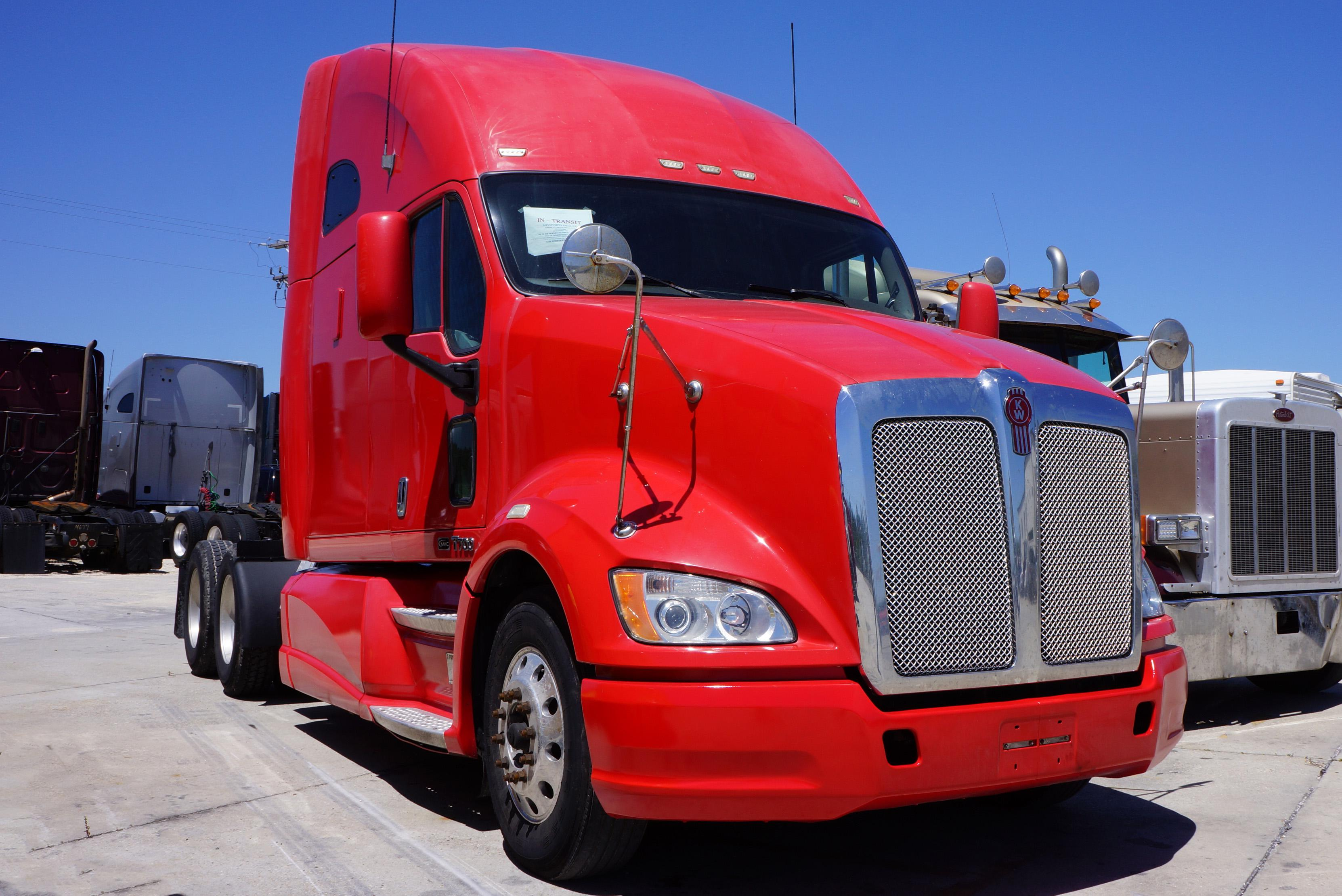 Used 2012 Kenworth T700 for sale-59198858