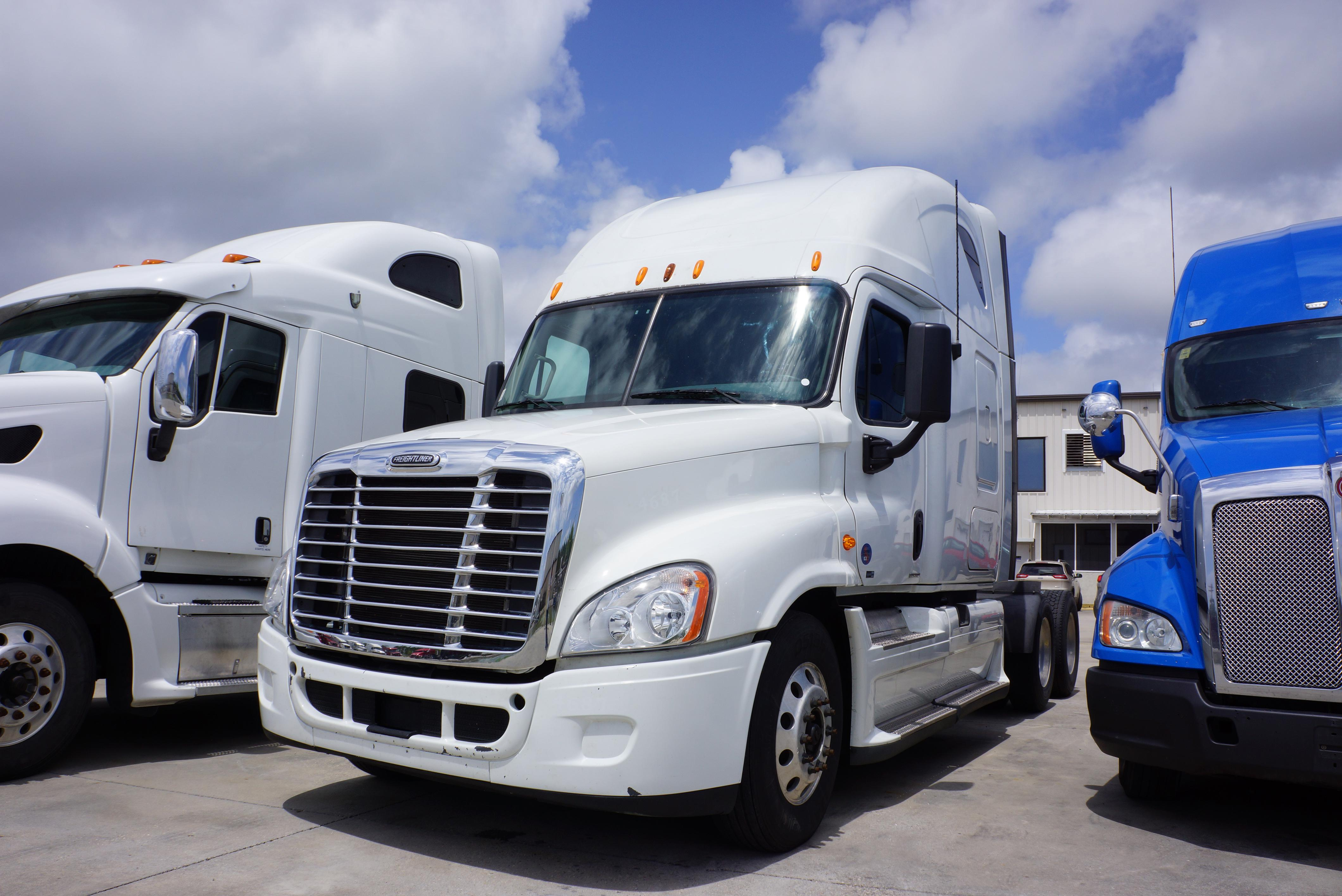 Used 2012 Freightliner Cascadia for sale-59093978