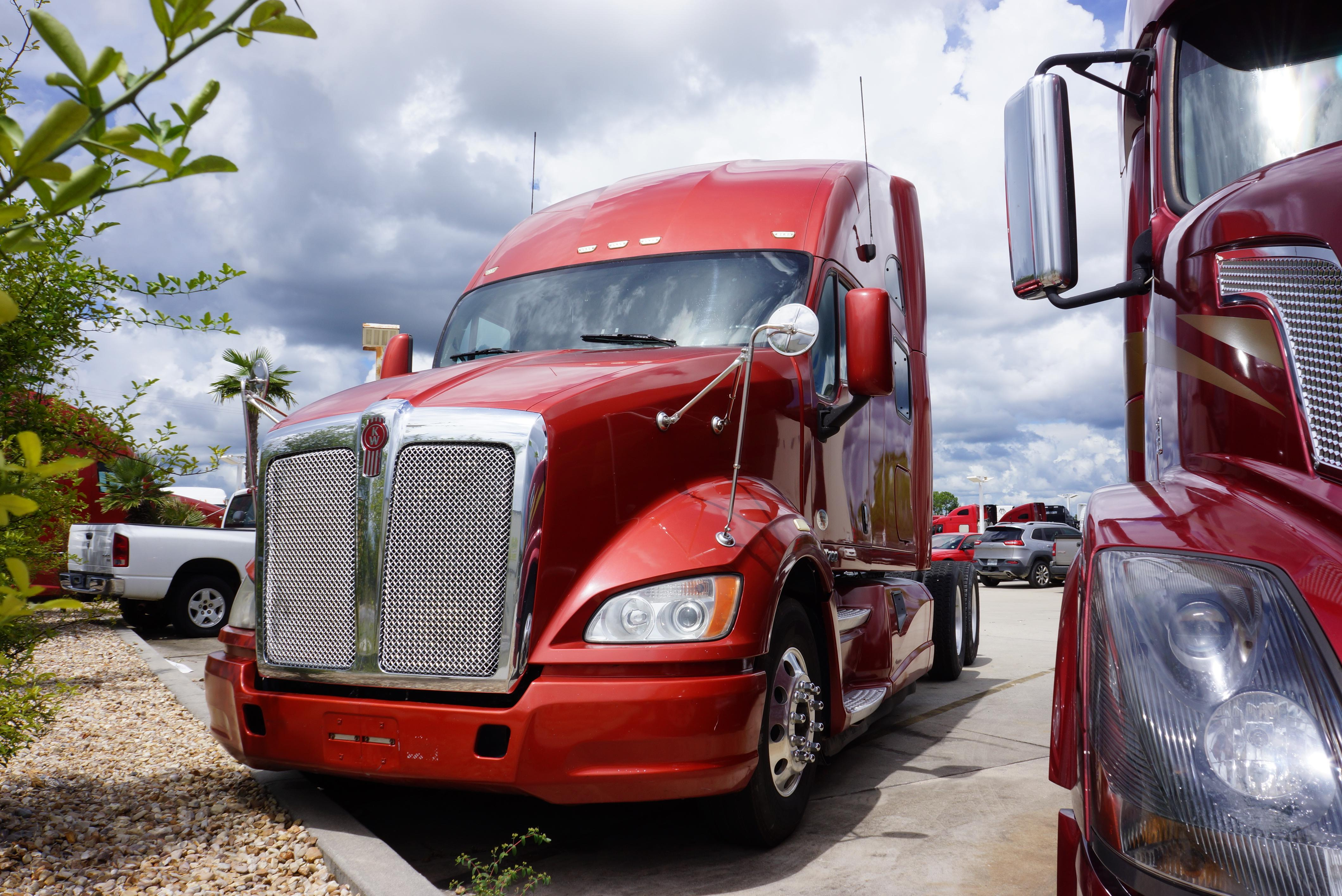 Used 2012 Kenworth T700 for sale-59023109