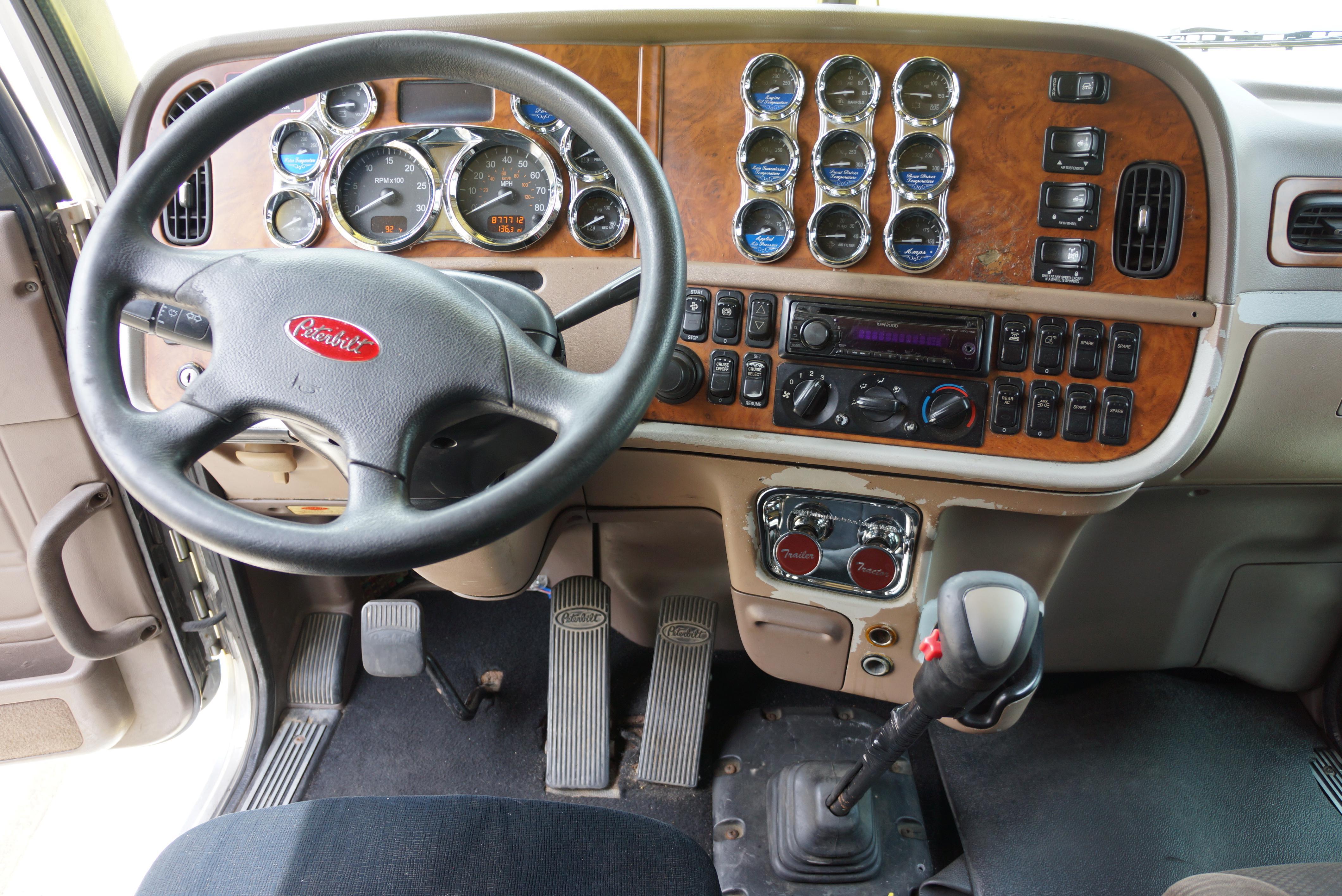 Used 2008 Peterbilt 389 for sale-59023067