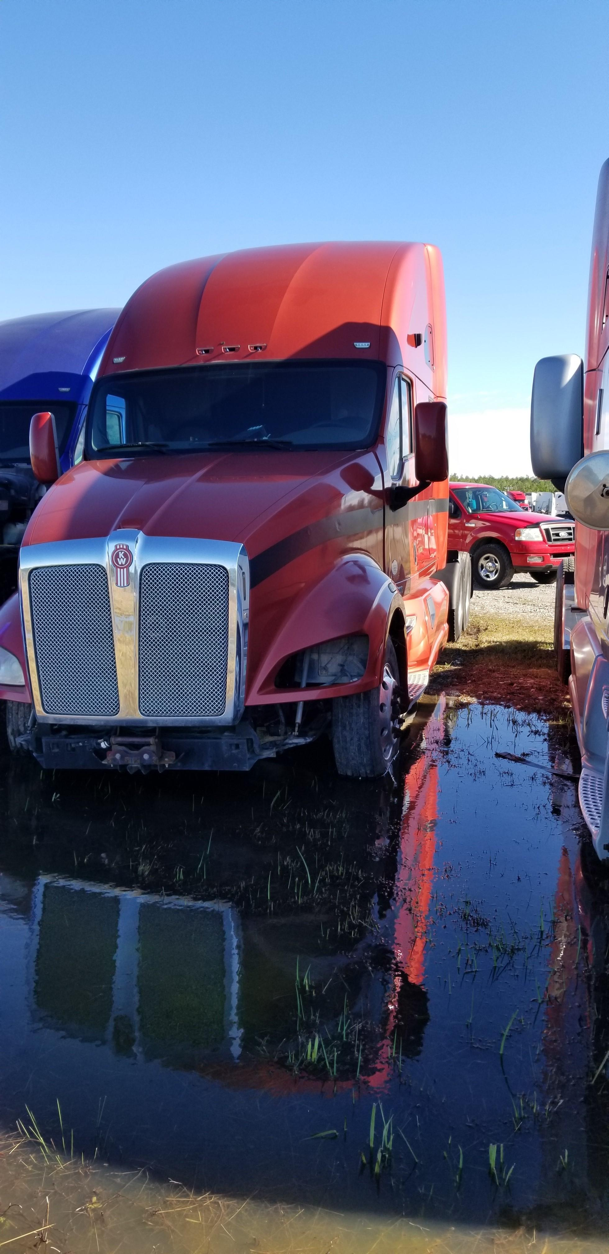 Used 2012 Kenworth T700 for sale-59110325