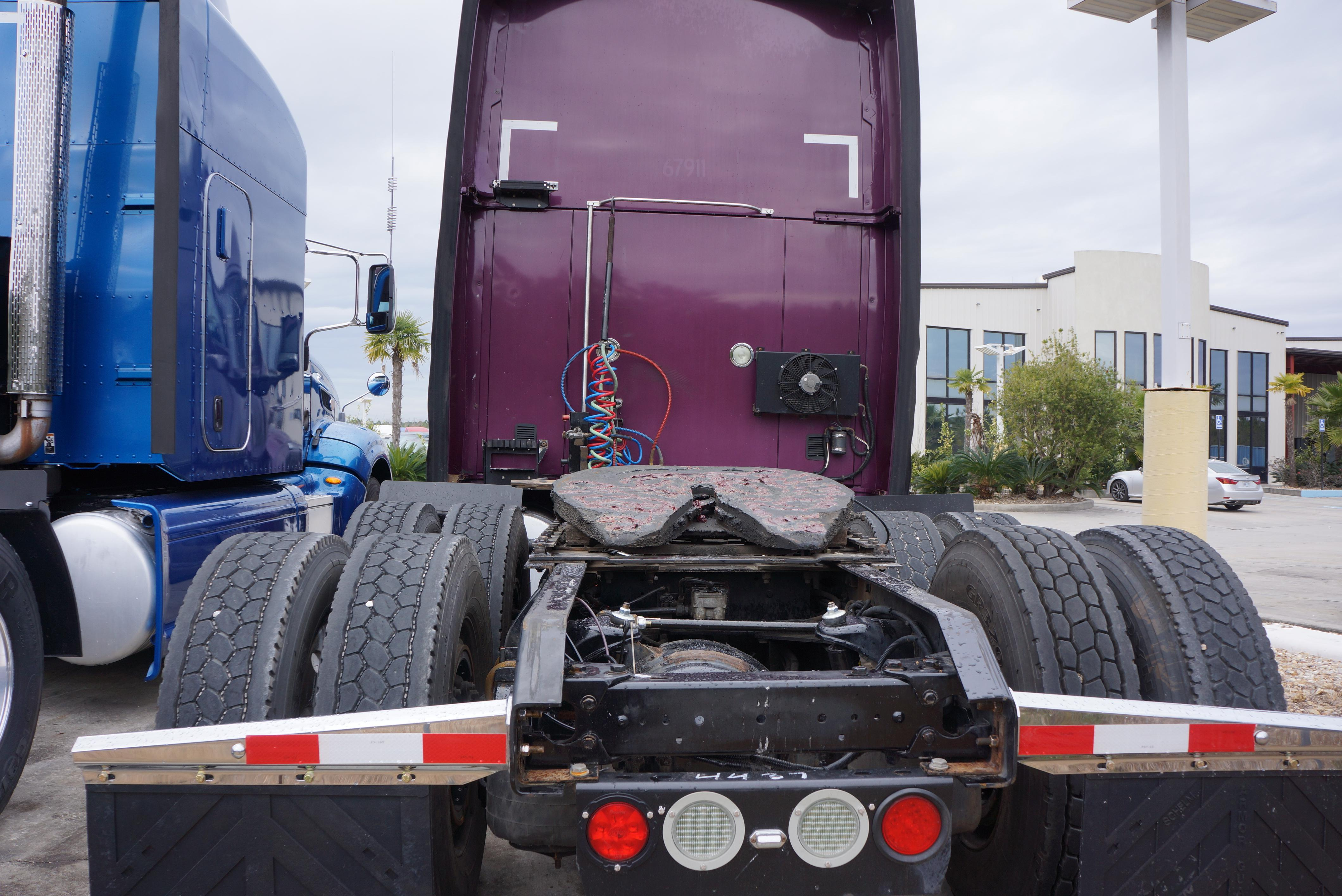 Used 2012 Kenworth T700 for sale-59291607