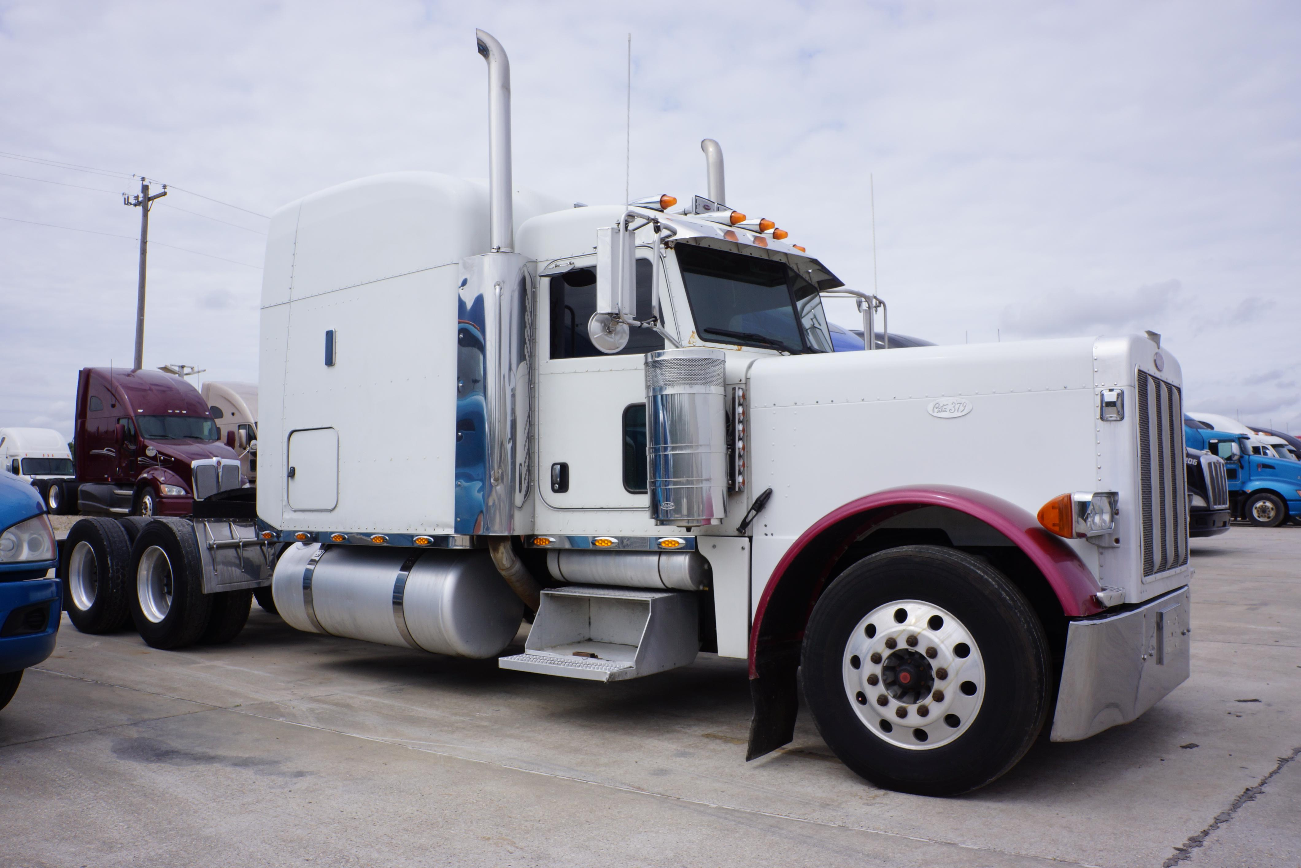 Used 2007 Peterbilt 379EXHD for sale-59198839