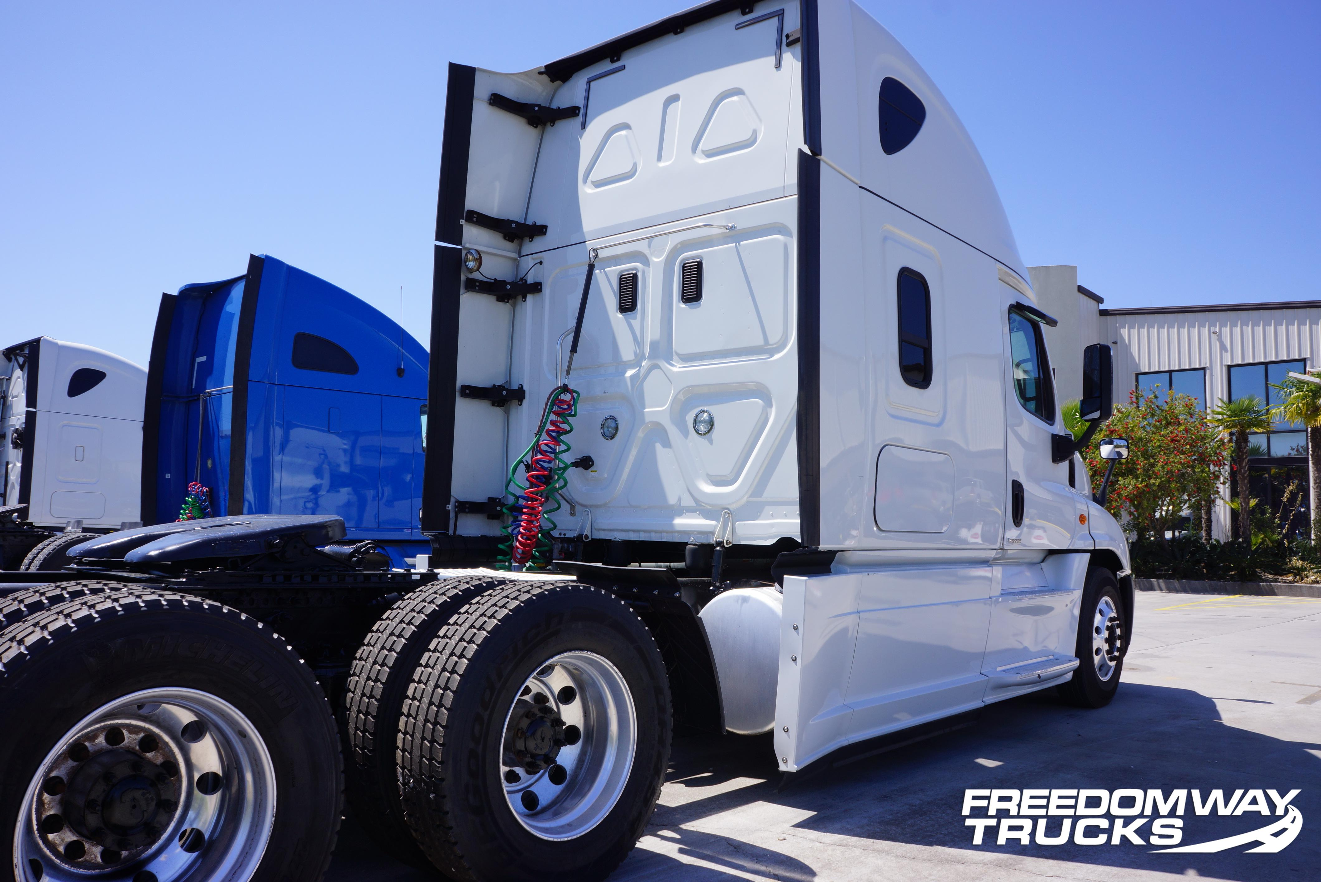 Used 2016 Freightliner Cascadia for sale-59183490