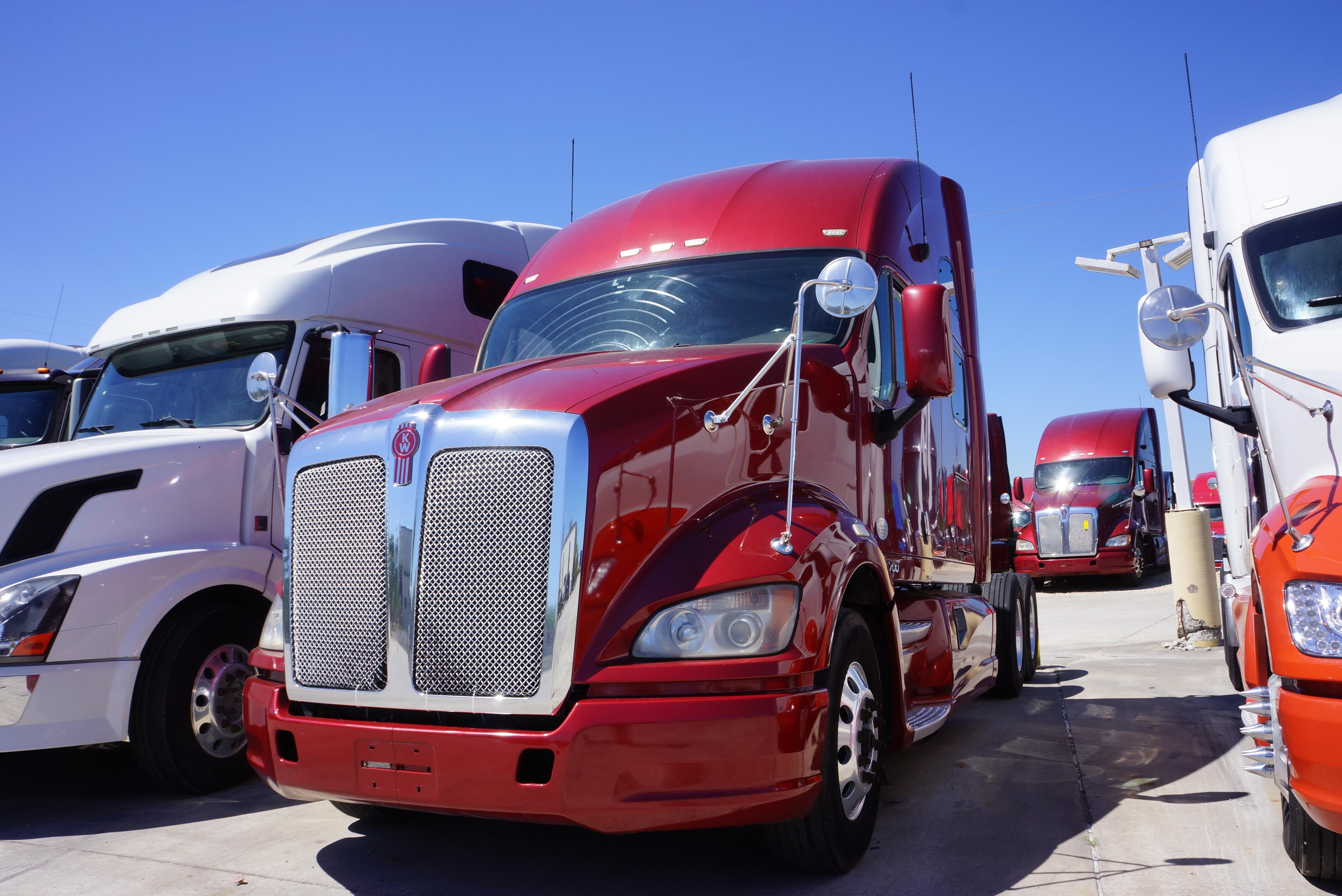 Used 2012 Kenworth T700 for sale-59198883